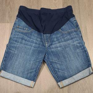 Old Navy Maternity Bermuda Shorts 10